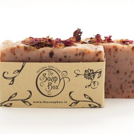 Bed of Roses 100g – Cold Process Soap