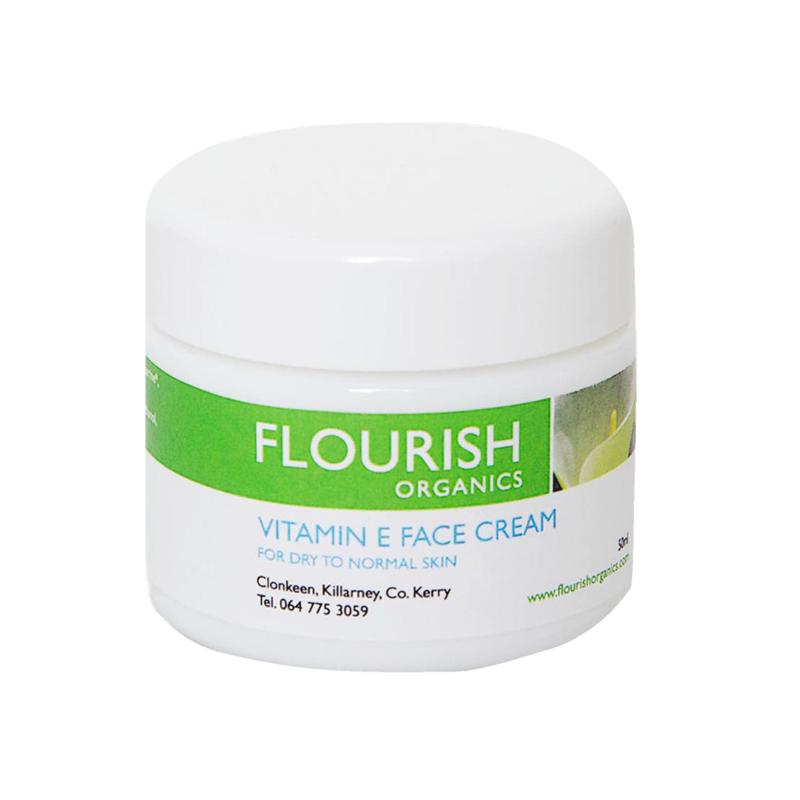 Vitamin E Face Cream 50ml