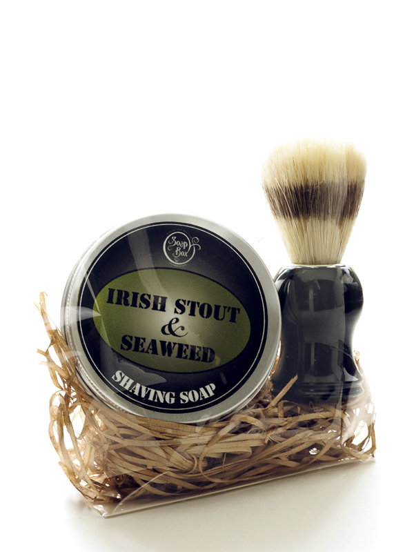 HAndmade shaving soap