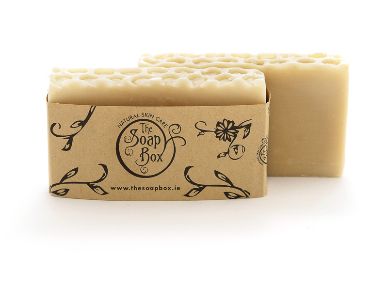 sensitive skin, natural handmade soap