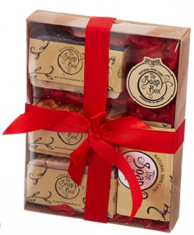 Natural Soap – gift sets from Ireland
