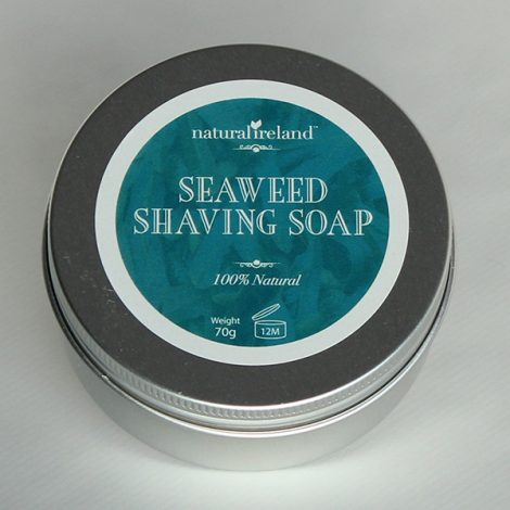 Luxury Seaweed Shaving Soap