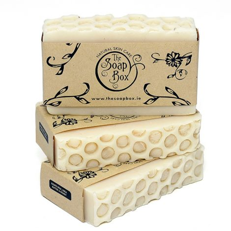 Special Offer-Sensitive Skin Set with Goat's Milk, Shea Butter & Honey Soap