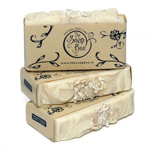 Natural Handmade Oatmeal Soap