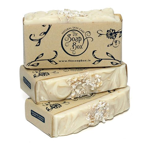 Manuka Honey & Oatmeal Soap – Special Offer Everyday Luxury 3 Pack