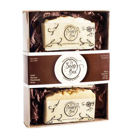 Luxury 3 Soap Gift Set