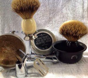 Glycerine Rich Shaving Soap|Handmade in ireland