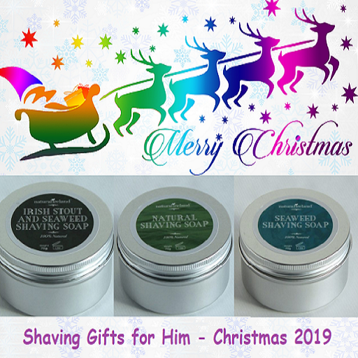 Christmas Gifts For Men|Luxury Shaving Gifts
