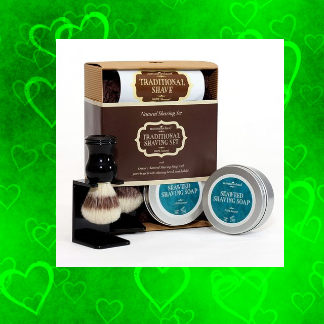 Valentine Discounts|Luxury Shaving Gifts