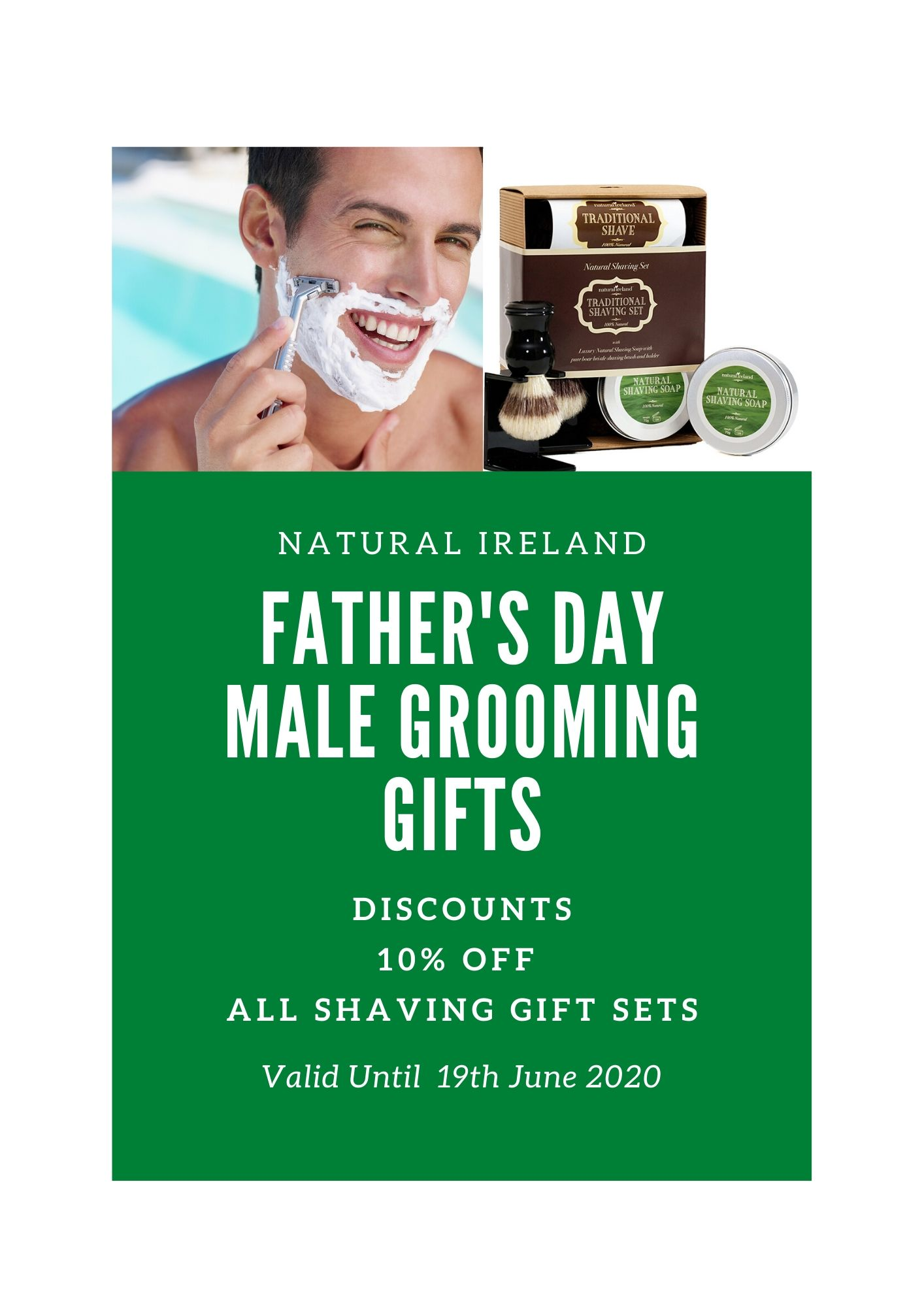 Discount 10% | Fathers Day Gifts | Irish Gifts
