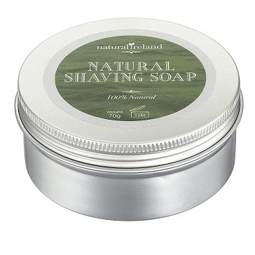 Award Winning Natural Shaving Soap
